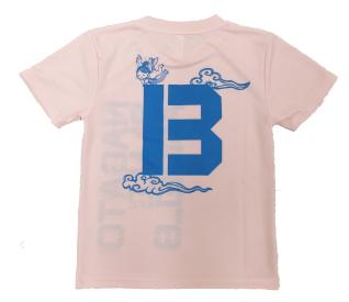 ながとブルーエンジェルスTシャツ裏