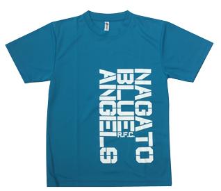 ながとブルーエンジェルスTシャツ表